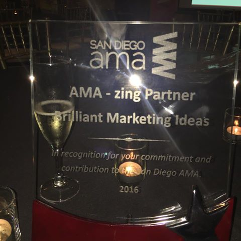 American Marketing Association Proud Sponsor
