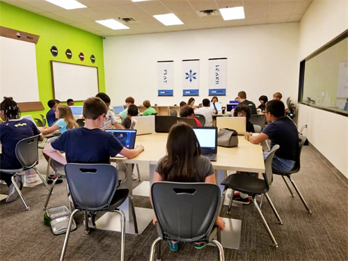 Drop-In Coding Program