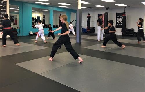 Saturday Kids Karate Class