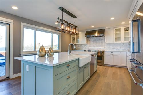 KITCHEN REMODEL LA JOLLA 92037 NEED FOR BUILD