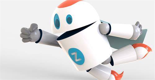 ZBot to the rescue. Count on ZBot for excellent customer support.