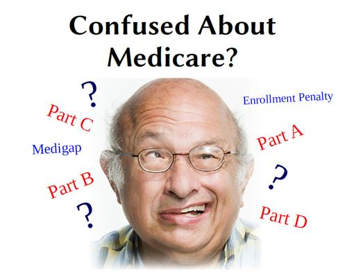 Confused About Medicare? Call me.