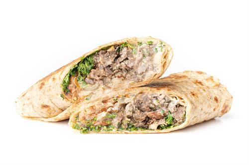 Meat & Tahini Wrap