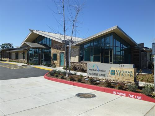 Arch Health Partners - Ramona, is home to one of our Urgent Care locations and Family Medicine.