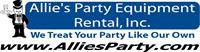 Allie's Party Equipment Rental Inc