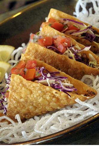 Ahi Tacos