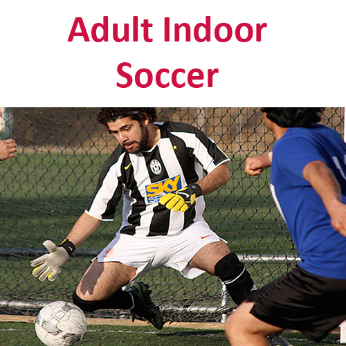 Adult Indoor Soccer Legaues