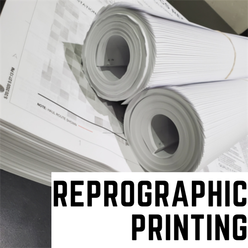 Color or BW Drawings, we can Print, Copy or Scan. Also pair with Specs, Proposals, Reduced Drawings & Renderings.