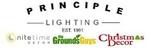 Grounds Guys of New Lenox / Principle Lighting, Inc. / Christmas Decor