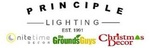 Grounds Guys of New Lenox / Principle Lighting, Inc. / Christmas Decor