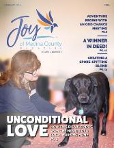 February 2018 issue JoyofMedinaCountyMagazine.com