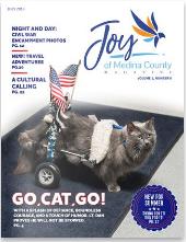 July 2018 iissue JoyofMedinaCountyMagazine.com
