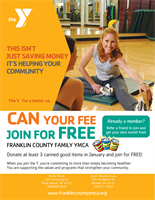 Franklin County Family YMCA - Moneta