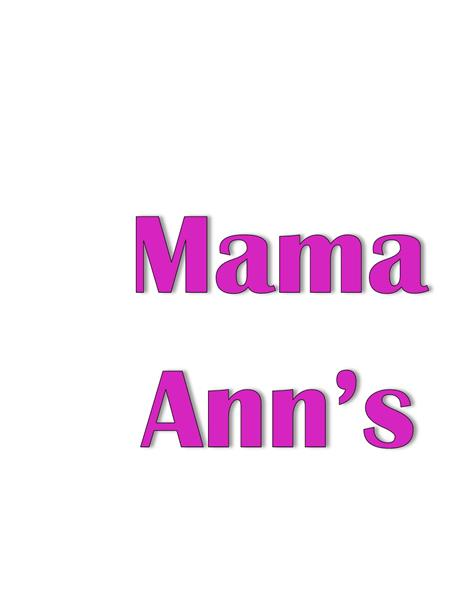 Mama Ann's Gifts & Goodies