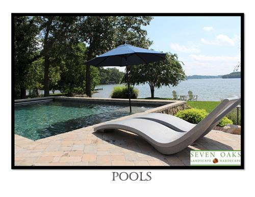 Let us 'dress up' around your pool!