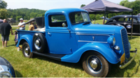Fourth Annual Moonshine Heritage Car Show on April 27