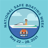 Bridgewater Marina to highlight National Safe Boating Week