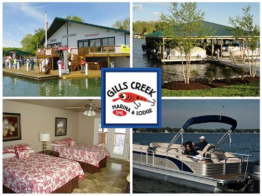 Gills Creek Marina and Lodge