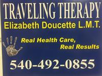 A Traveling Therapy/Elizabeth Doucette L.M.T. - Moneta
