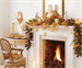 Holiday Mantle Decorating Workshop at Southern Roots