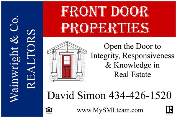 David Simon - Front Door Properties