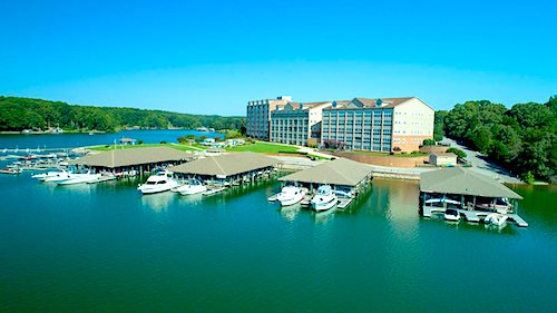 Docks at The Pointe