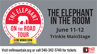 The Elephant in the Room at Mill Mountain Theatre
