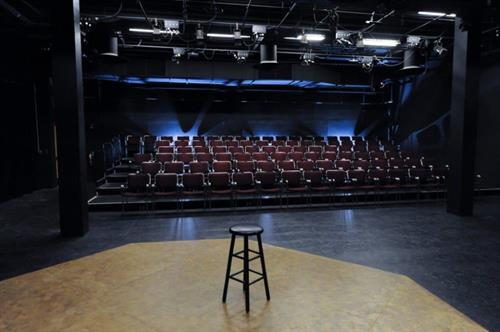 The Waldron Stage