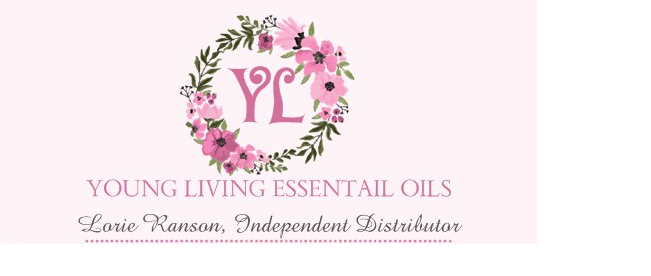 Lorie Ranson, Distributor for Young Living Esssential Oils