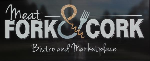 Meat Fork & Cork