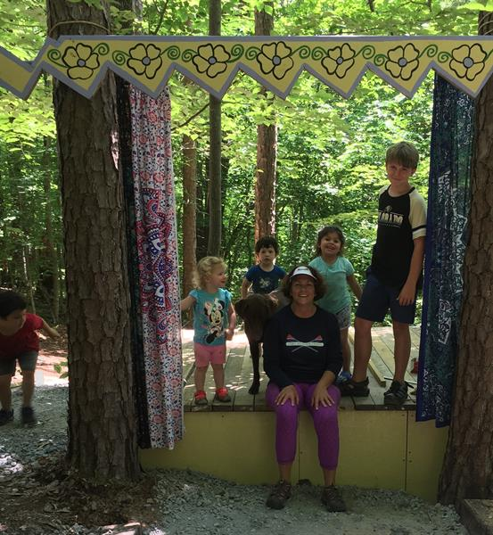 ONE Forest School at Smith Mountain Lake