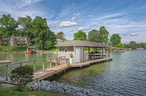 Waterfront Townhouse - Dock