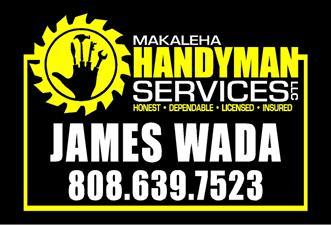 Makaleha Handyman Services LLC
