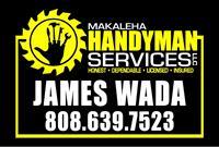 Makaleha Handyman Services LLC - Wirtz