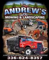 Andrew's Mowing & Landscaping - Pinnacle