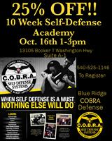 Blue Ridge COBRA Defense - Hardy
