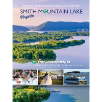 SML Regional Chamber Releases 2021 Smith Mountain Lake Visitor Guide