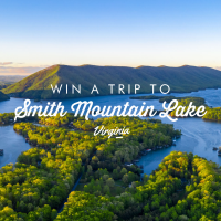 Winner announced in $2,500 Smith Mountain Lake Getaway Sweepstakes