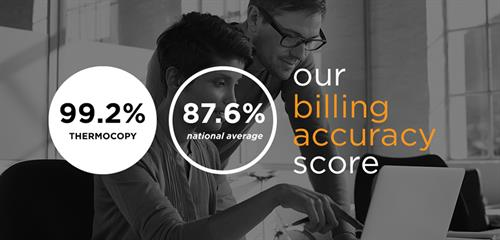 Billing Accuracy Score