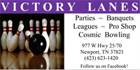 Victory Lanes Bowling Alley