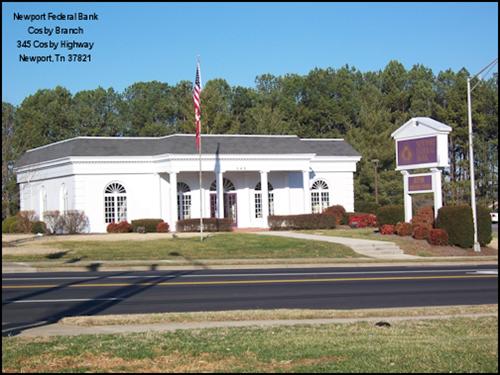 Newport Federal Bank - Cosby Branch