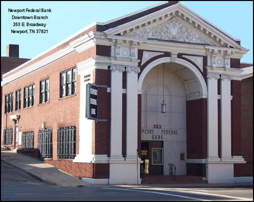 Newport Federal Bank - Downtown Branch