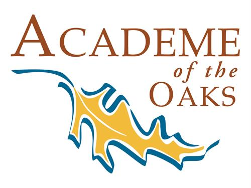 Academe of the Oaks School Logo