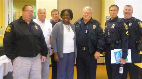 Training for Stone Mountain Police