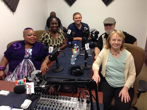 DeKalb Business Radio Event