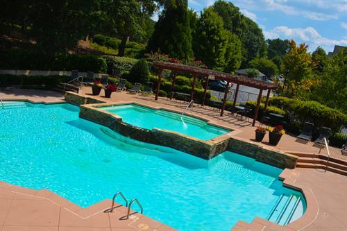 Walden Brook Luxury Swimming Pool