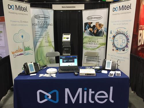 Partnership with Mitel phones and Unified Communications
