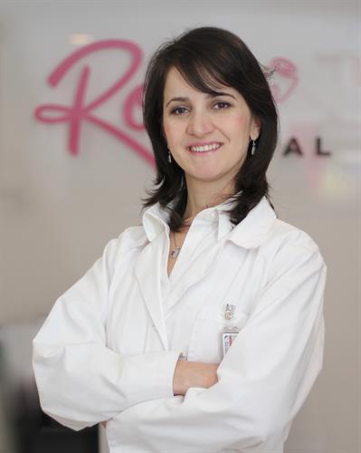 Dr Zina Aaron