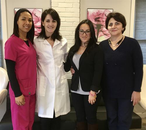 The Rose Dental team