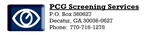 PCG Screening Services